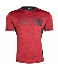 Austin T-shirt (Red/Black), M