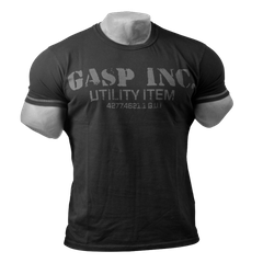 Basic utility tee (Black), 2XL